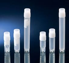 1.0ML Biobanking and Cell Culture Cryogenic Tubes, External Threaded, W/O PRINT, Sterile