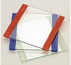 1 mm Glass Plates 2/pk, RS