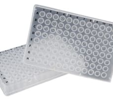 96-well ABgene Low Profile PCR Plate, Skirted