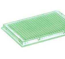 384-well ABgene PCR Plate Standard (Green)