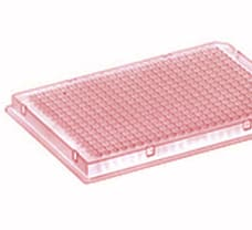 384-well ABgene PCR Plate Standard (Red)