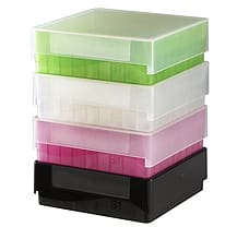 81-Well Microtube Storage Boxes -HS120035