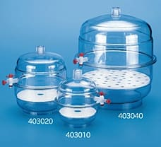 All Clear Desiccator Vacuum-403040