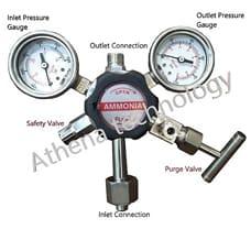 Ammonia Gas Regulator-AMR