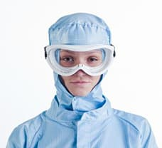 Autoclavable Cleanroom Goggles