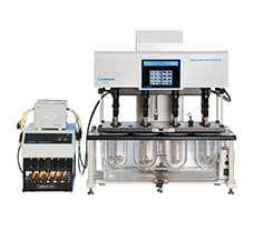 Dissolution system with auto sampler (Model- DS 8000)