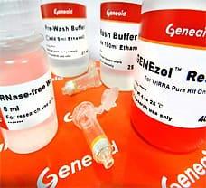 GENEzol TriRNA Pure Kit-GZX050-P