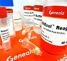 GENEzol TriRNA Pure Kit w/DNase Set-GZXD050-P