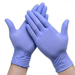 Buy Online Laboratory Surgical Nitrile Gloves, India | Biomall