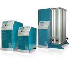 NITROGEN GENERATORS FOR INDUSTRIAL APPLICATIONS