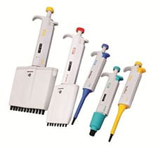 Pipette, Variable Volume, 20 to 200 uL