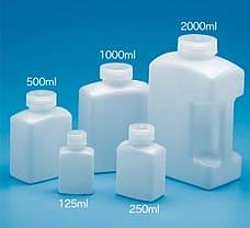 Rectangular Bottle, 1000 ml-583350