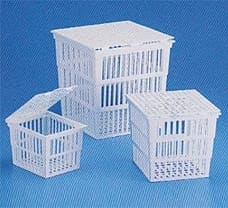 Test Tube Basket with Cover-180010