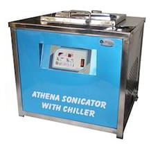 Ultrasonic cleaner with Chiller -ATUC-50